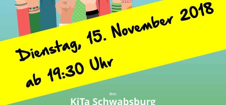 Mitgliederversammlung Verein KiTa Schwabsburg 2018