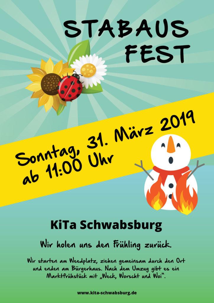 Stabausfest 2019 in Schwabsburg