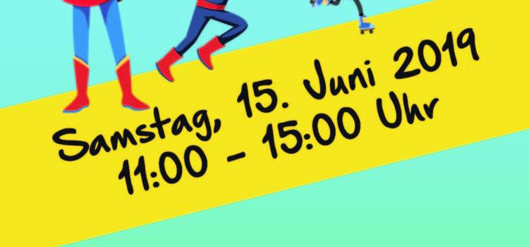 Sommerfest KiTa Schwabsburg 2019