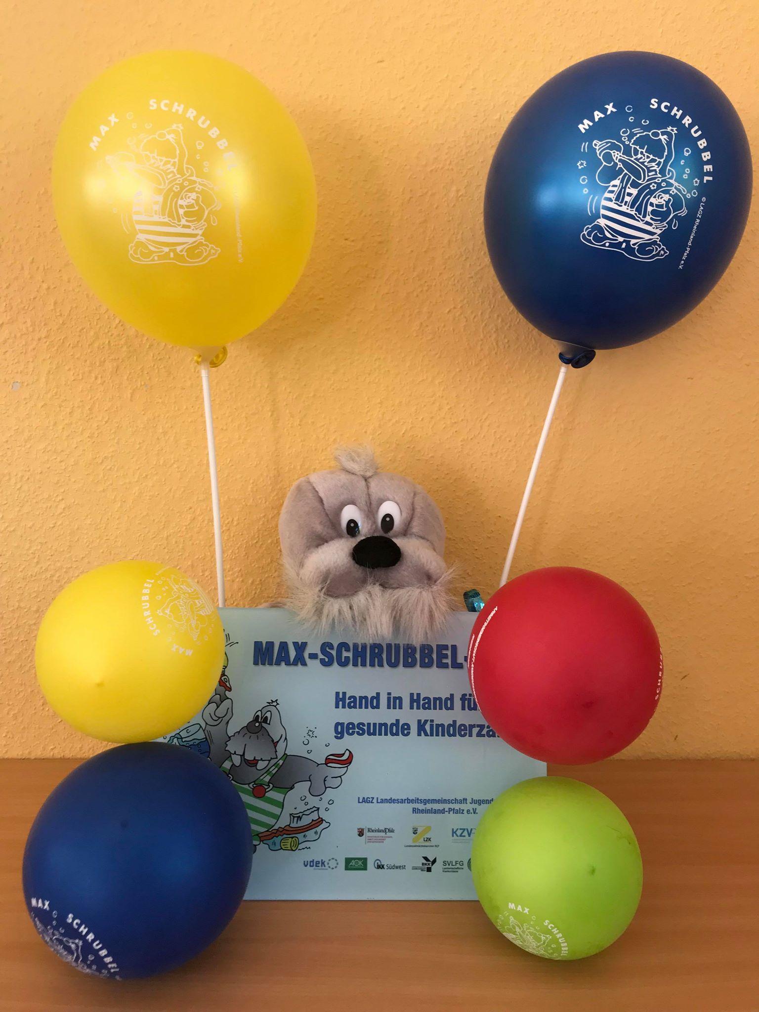 KiTa Schwabsburg ausgezeichnet als Max Schrubbel KiTa