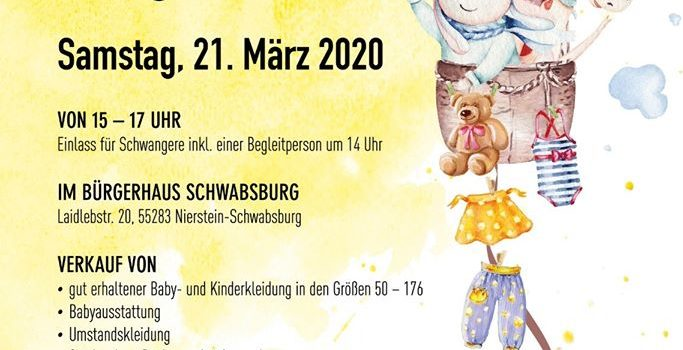 Abgabebasar 2020 Schwabsburg