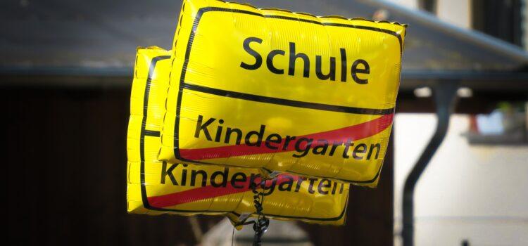 Elternbrief zur Vorbereitung auf die Schule